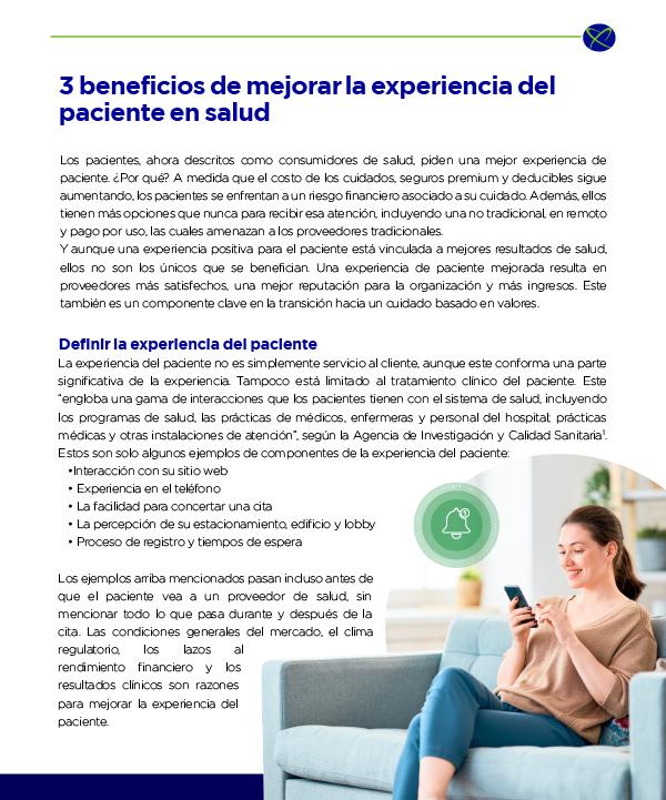 3_beneficios_de_mejorar_la_experiencia_del_paciente_ACFtechnologies_ES_Salud_2021_02