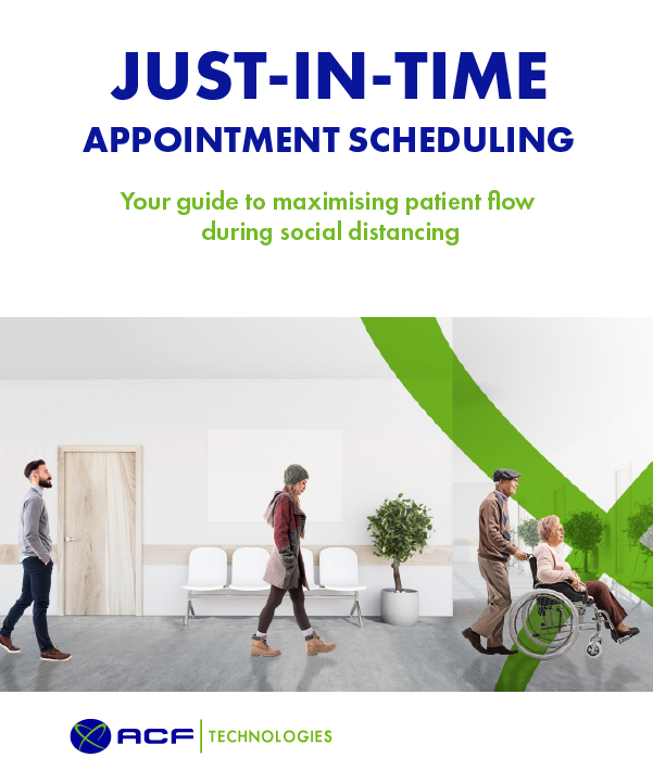Just-In-Time Appointment Scheduling