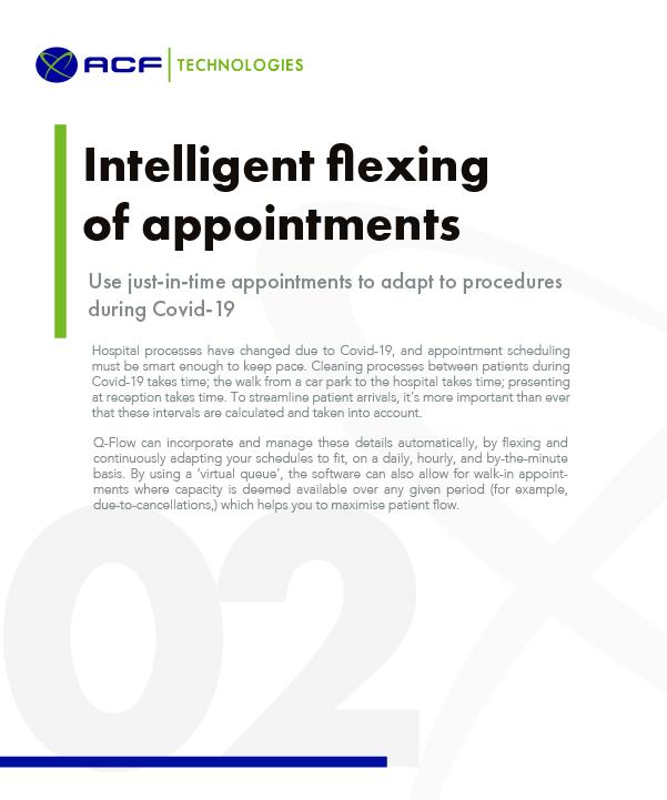Intelligent Appointment Scheduling
