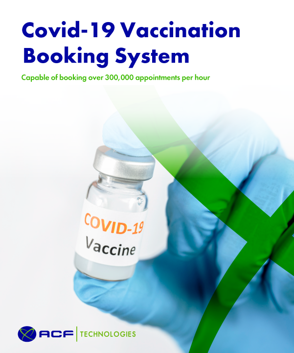 Covid-19 Vaccination Booking System