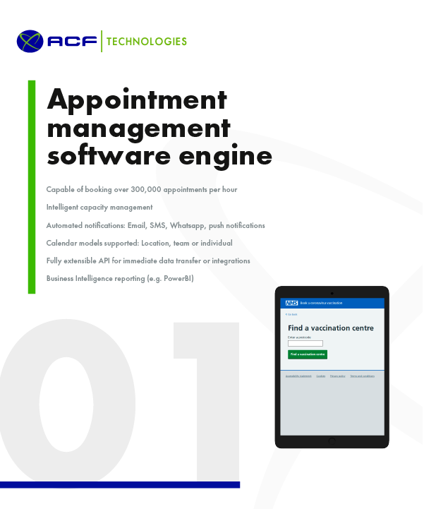 Appointment Management Software Engine