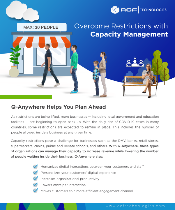 Overcome Capacity Management Constraints with Q-Anywhere