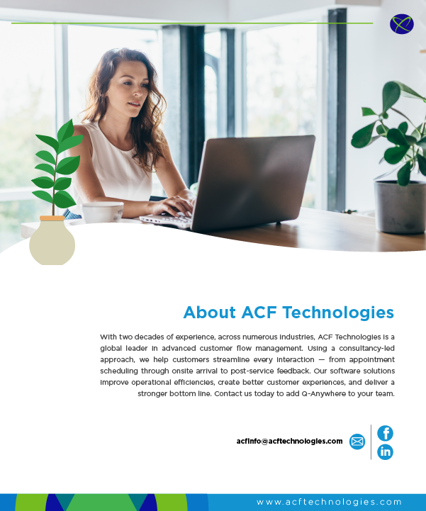 ACF Technologies Appointment Scheduling