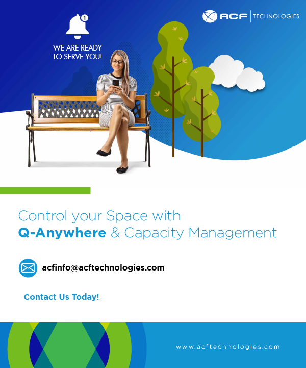 Control Customer Flow with Q-Anywhere
